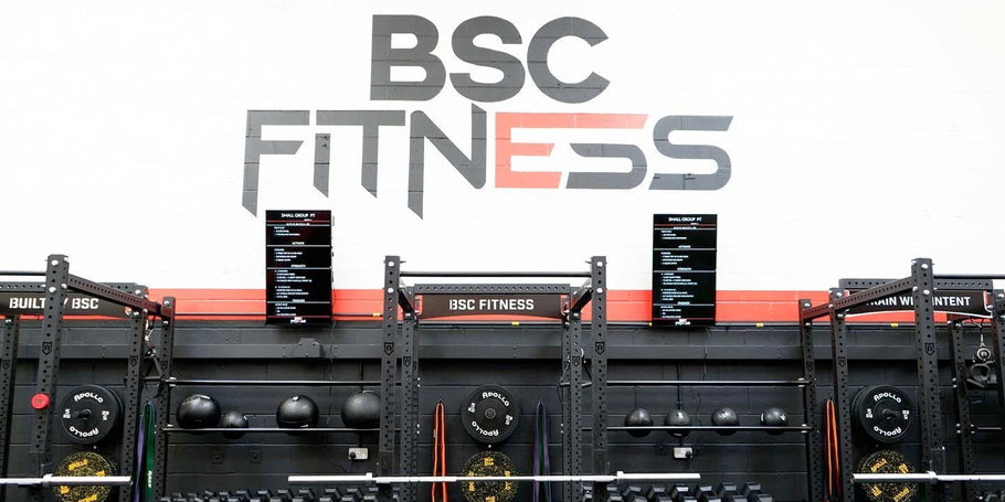 Project Spotlight: BSC Fitness, Bicester, Oxfordshire, UK