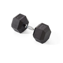 Load image into Gallery viewer, York 20kg Rubber Hex Dumbbell-Pair