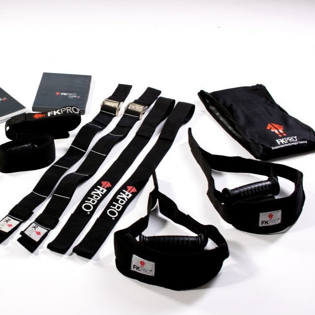 FK Pro Suspension Training Kit & FREE Ab Sling