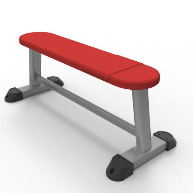 Flat Dumbbell Bench