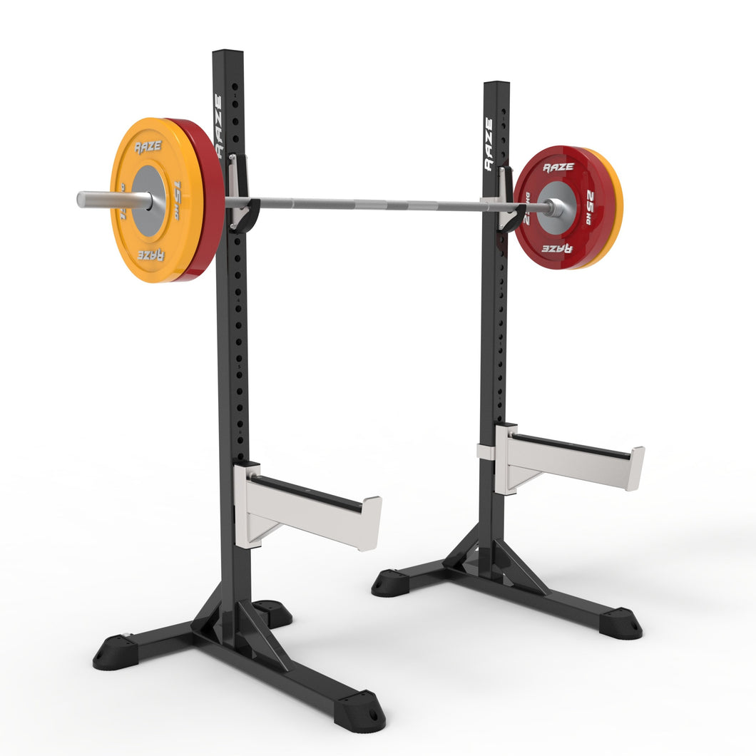 Black Series Squat Stands