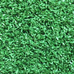 Artificial Grass Needle Punch-Green 18mm Pile