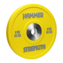 Load image into Gallery viewer, Hammer Strength Urethane Bumper Plates