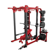 Load image into Gallery viewer, Hammer Strength HD Elite Power Rack with add-ons