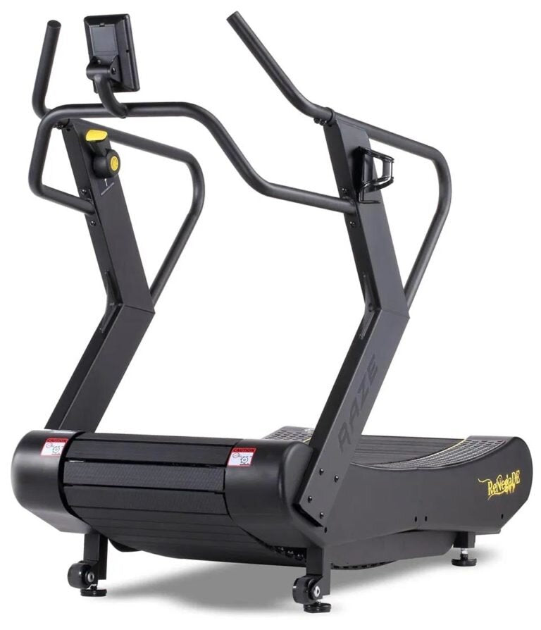 RAZE Renegade Curved Treadmill