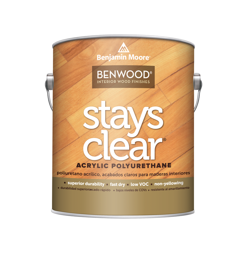 BENWOOD® Stays Clear®