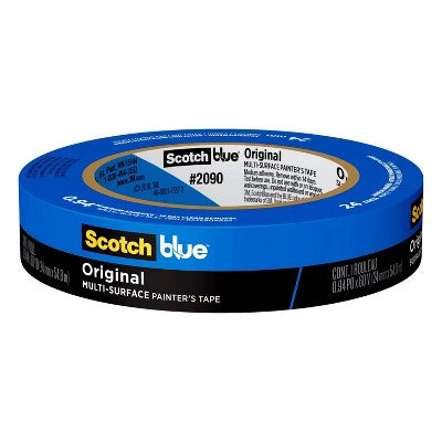ScotchBlue™ Original Multi-Surface Painter's Tape 0.94in x 60yd