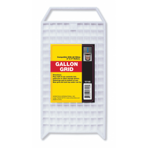 Whizz® Gallon Grid