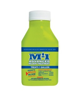 M-1® Advanced Mildew Treatment (Treats 1 Gallon)