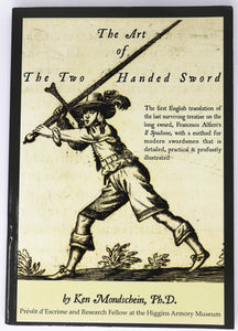 The Art of the Two-Handed Sword by Ken Mondschein