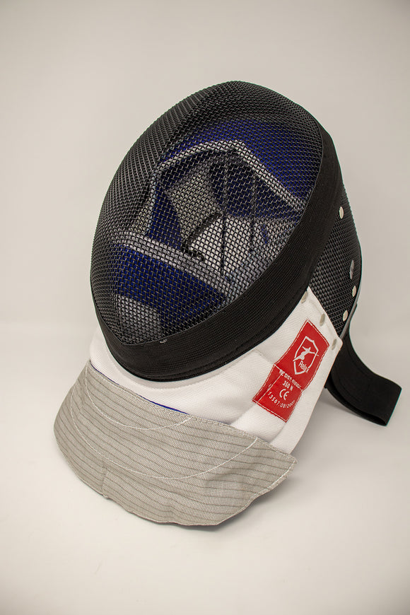 350NW CE Foil Mask with Detachable Lining and Detachable Bib