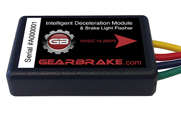 GearBrake Smart Brake Light Module™