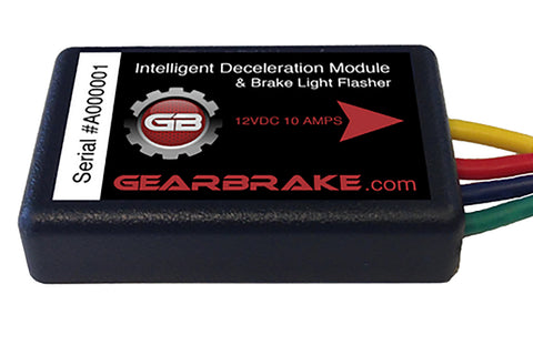 GearBrake Early Warning Brake Module™