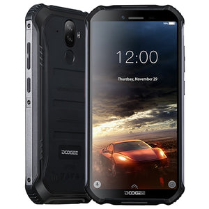 DOOGEE S40 S40 Lite IP68/IP69K Rugged Mobile Phone 5.5 Inch Android 9.0 Smartphone MT6739 Quad Core Cellphone 3GB 32GB 4650mAh