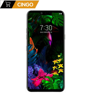 "LG G8 ThinQ G820UM G820N Original Unlocked LTE Android Phone Snapdragon 855 Octa Core 6.1"" 6GB&128GB 16MP&12MP Fingerprint NFC"