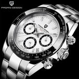 PAGANI DESIGN Top Brand Men Sports Quartz Watch Luxury Men Waterproof WristWatch New Fashion Casual Men Watch relogio masculino