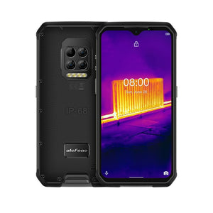 Ulefone Armor 9 Thermal Camera Rugged Phone Android 10 Helio P90 Octa-core 8GB+128GB Mobile Phone 6600mAh 64MP Camera Smartphone