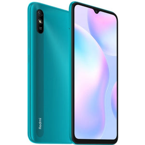 "Xiaomi Smartphone  Redmi 9A 2GB 32GB Mobile phone 6.53"" DotDorp Display 5000mAh Battery MTK Helio G25 13MP AI Camera HDR 1080p"