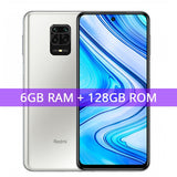 Global Version Xiaomi Redmi Note 9 Pro 64GB 128GB Smartphone Snapdragon 720G 64MP Quad Rear Cameras 5020mAh NFC Mobile Phone