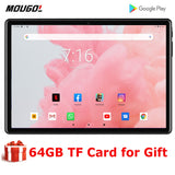 2020 New 10 inch Tablet Android 9.0 Quad Core 4GB 64GB Dual Camera 5.0MP SIM Tablet Pc WiFi Bluetooth 4G LTE Phone Tablets