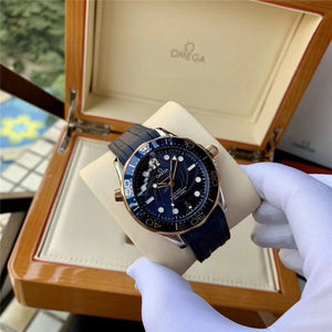 OMEGA-Men's Automatic Mechanical Watch 2020 Fashion Trend Men's Essential Luxury Romantic AAA Watch