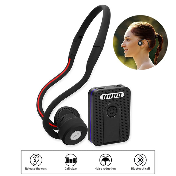 Bluetooth Hearing aids Wireless Headset Portable Sports Headphones Hearing Device Sound Amplifier Hearing Aid for Senior Elderly
