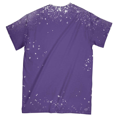 Alzheimer Awareness Rose EZ01 3103 All Over T-shirt