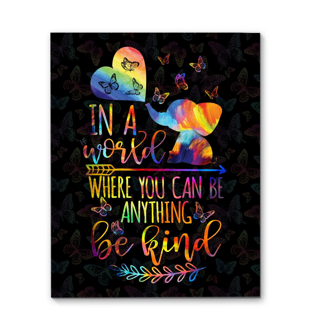 Be Kind EZ14 2 2409 Canvas