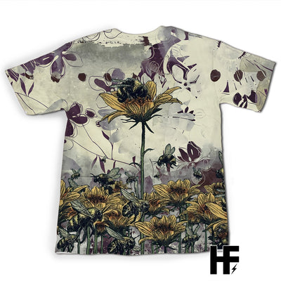 Bee Diffrence EZ06 1003 All Over T-Shirt