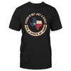 Texas Is Not Just A State It's A State Of Mind EZ16 0802 Classic T-shirt
