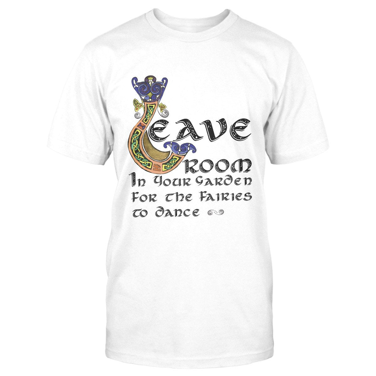 Celtic Quote 2 EZ19 0712 Classic T-shirt