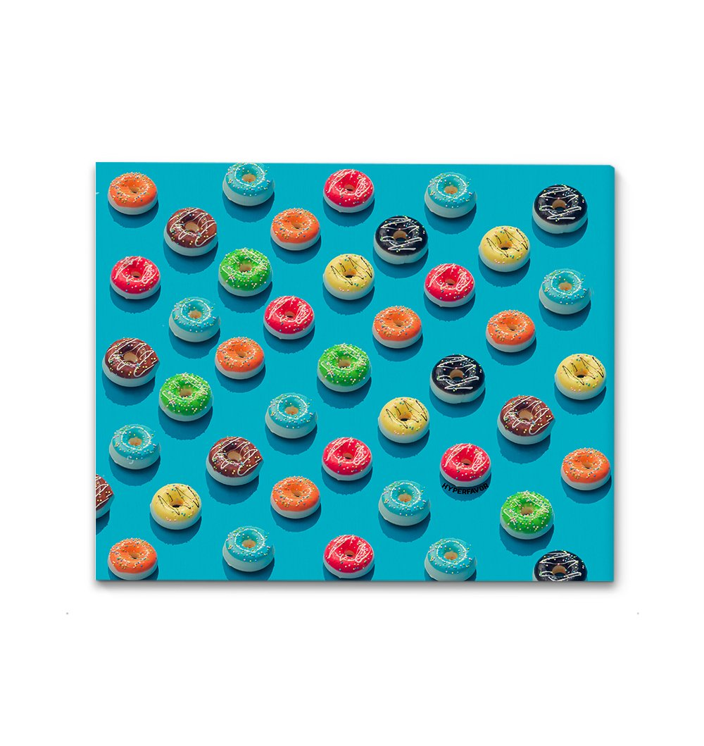 Doughnut Love Bakery EZ21 2609 Canvas