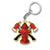 Fire Hydrant And Axe Firefighter EZ24 1501 Keychain