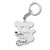 First My Mother Forever My Friend EZ16 1702 Custom Keychain