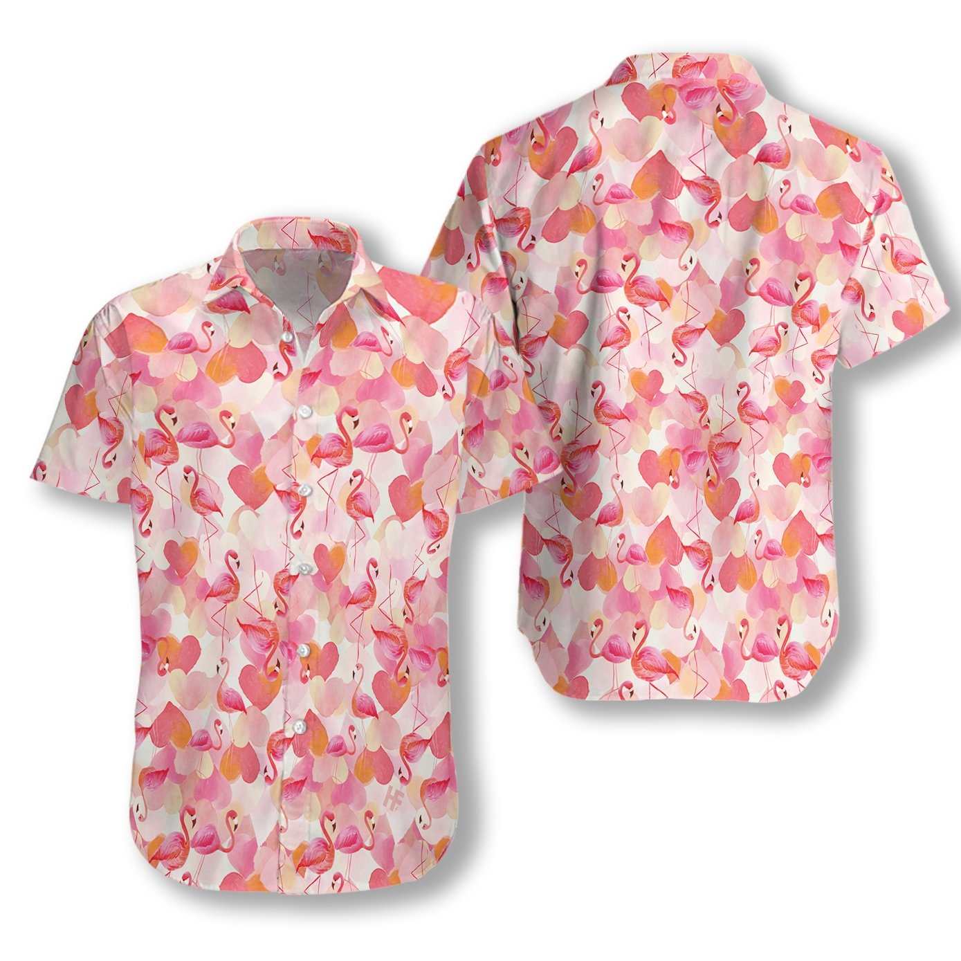 Flamingo 25 EZ23 2610 Hawaiian Shirt