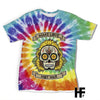 Hippie Skull EZ08 0903 All Over T-shirt