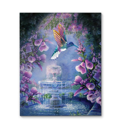 Hummingbird 03 EZ08 2309 Canvas