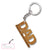 I Love You Dad EZ22 2701 Custom Keychain