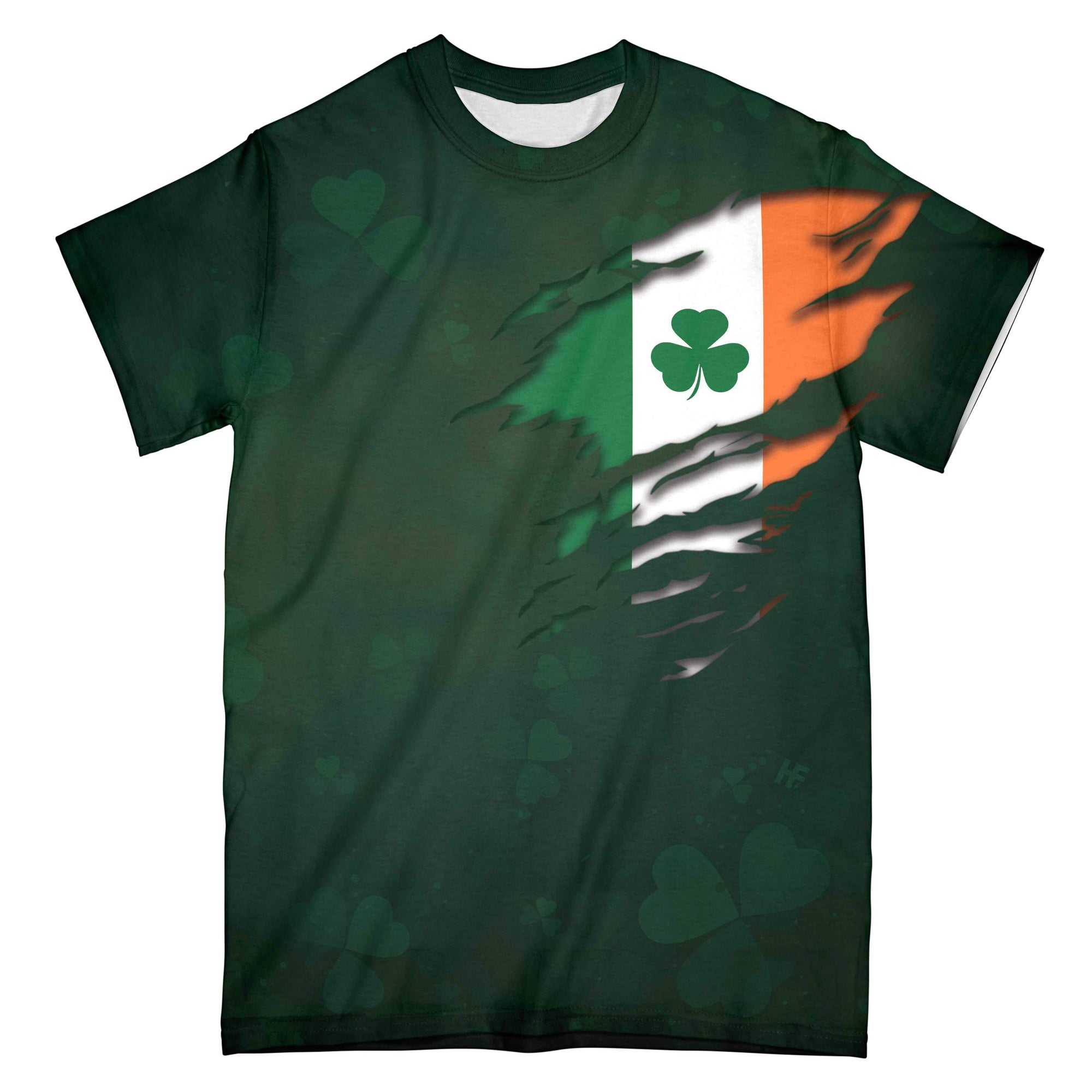 Irish My Nation My Heritage EZ12 2801 All Over Print T-shirt