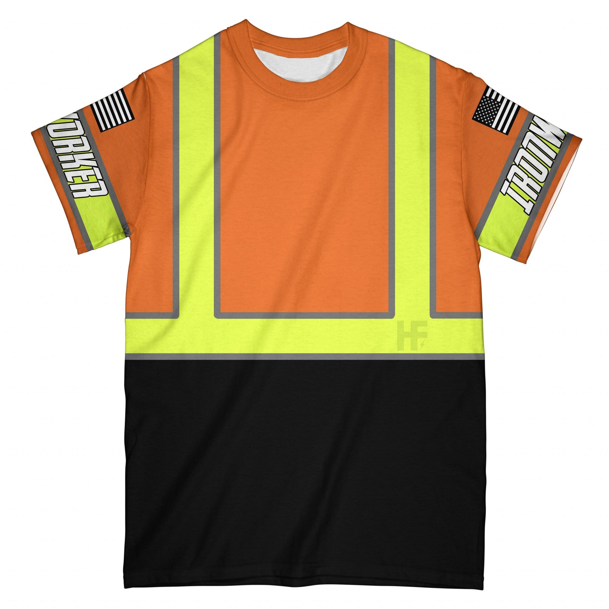 Ironworker v3 EZ15 2608 All Over T-Shirt