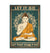 Let it go Yoga EZ21 2809 Canvas