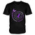 The Strongest People Domestic Violence Awareness EZ24 3012 Men V-neck T-shirt