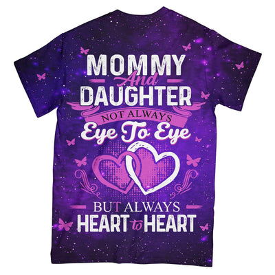 Mommy And Daughter EZ08 0804 All Over T-shirt