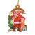 Naughty Or Nice Santa EZ21 1711 Ornament