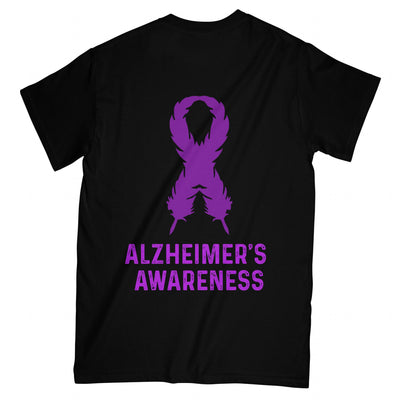 Phoenix Rising From The Ashes Alzheimer's Awareness EZ09 0904 All Over T-Shirt