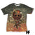 Skull Bee EZ10 1803 All Over T-Shirt
