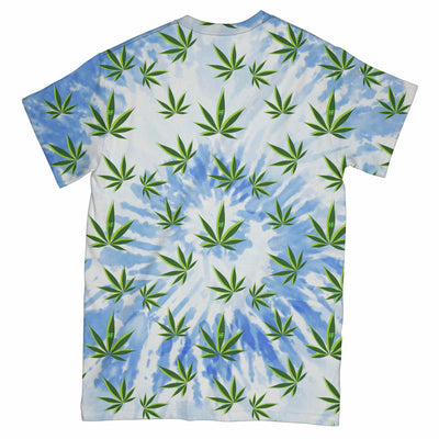 Tie Dye Weed EZ09 1104 All Over T-Shirt