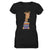 Bookaholic Giraffe EZ14 3009 Women V-neck T-shirt