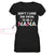 Don't I Look Too Young To Be A Grandma EZ66 0604 Custom Women V-neck T-shirt