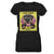 Donut worry, be happy Baking EZ21 0210 Women V-neck T-shirt